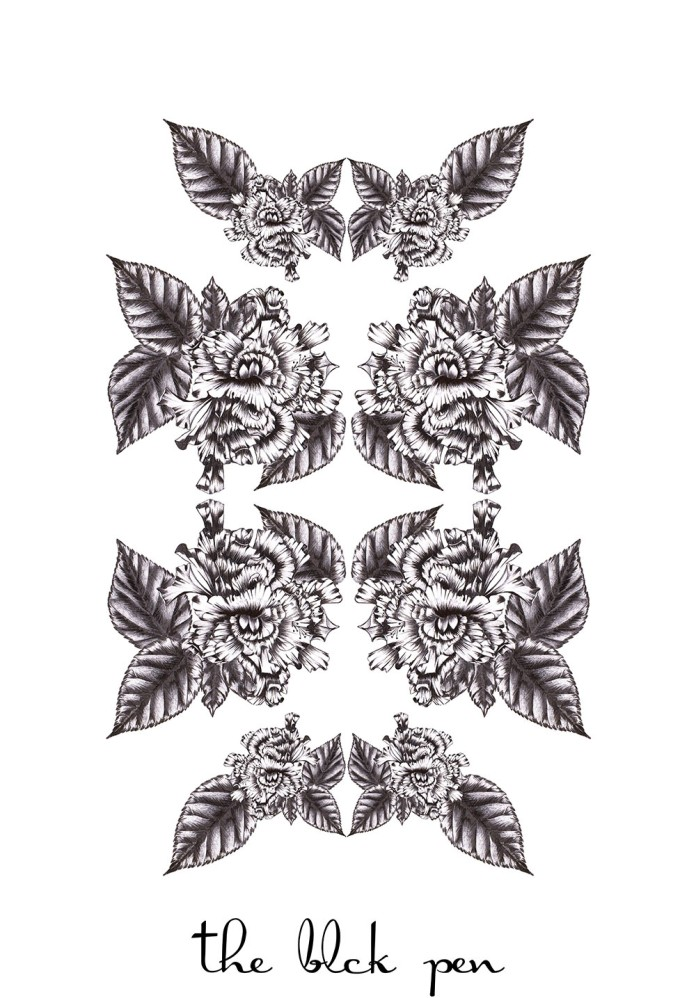 Hibiscus Pattern op2