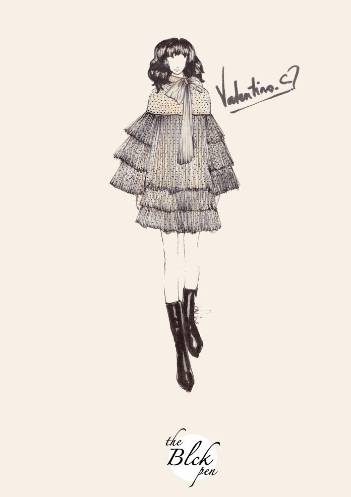 Valentino Fall 2015